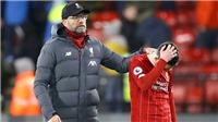 Liverpool thua trận đầu tiên: Chưa phải là thảm họa, nhưng…