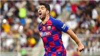 Tương lai của Luis Suarez: Đi trong làn sương mù ở Camp Nou