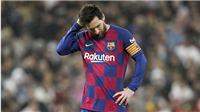 Barca đang trở thành gánh nặng của Messi