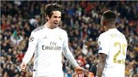 Real Madrid: Ngưng đọng thời gian để thưởng thức Isco