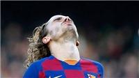 Barcelona thắng nhọc Sociedad: Ai cho Griezmann niềm vui chơi bóng?