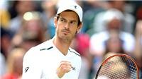 Tennis: Andy Murray trong rủi lại có may