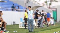 Chủ tịch Sài Gòn FC mát tay trong ngày làm HLV 'chữa cháy'