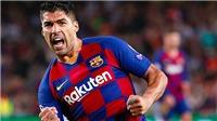 Luis Suarez là vũ khí bí mật của Barca