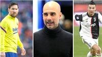 Ronaldo, Messi & các ngôi sao bóng đá cùng chống Covid-19 như thế nào?