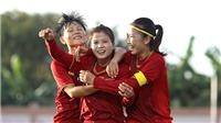 Tuyển nữ Việt Nam viết tiếp giấc mơ Olympic