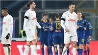 Ronaldo cũng không cứu nổi Juve hời hợt