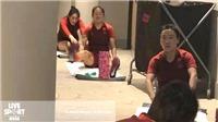 Nữ Trung Quốc sợ mất vé Olympic vì virus Corona