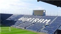 Buriram chưa đập chung nhịp cùng trái bóng