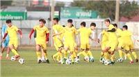 U23 Việt Nam vs U23 UAE: 'Duyên' Tây Á và 3 điểm đầu tiên. VTV6 trực tiếp