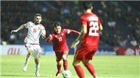 U23 Việt Nam vs U23 Jordan: Tỏa sáng thôi, các chàng trai áo đỏ. Trực tiếp VTV6