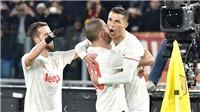 Juventus vô địch mùa Đông nhưng vẫn phải coi chừng Inter và Lazio