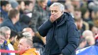 Cơn đau đầu của Mourinho