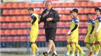 U23 Việt Nam chịu áp lực trước trận gặp Triều Tiên