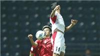 U23 Việt Nam vs U23 Triều Tiên: Chiến đấu và hy vọng. Trực tiếp VTV6