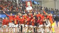 Bóng đá Việt Nam lớn lên rồi đẹp những mùa Xuân