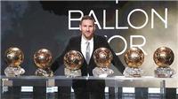 Quả bóng Vàng 2020: Ai sẽ đánh bại Messi?