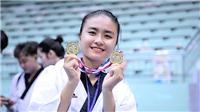Những đóa hồng tài sắc của làng Taekwondo Việt Nam