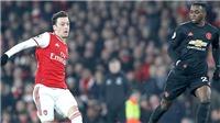 Arsenal: Arteta đến, Oezil trở lại là chính mình