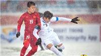 Hôm nay khai mạc VCK U23 châu Á 2020: Hành trình tới giấc mơ Olympic