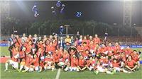 Bóng đá Việt Nam 2020: Từ Thường Châu đến Bangkok và 2 năm kỳ tích