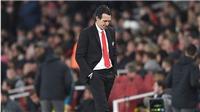 Arsenal vs Frankfurt ((03h00 ngày 29/11): Pháo thủ hãy nhìn Tottenham mà học. Trực tiếp K+M