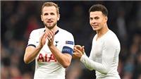 Tottenham: Kane và Alli tái sinh nhờ Mourinho