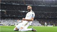 """Real Madrid: Benzema đang hạnh phúc sau cuộc """"ly hôn"""" với Ronaldo"""