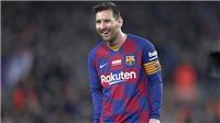 Barcelona: Năm 2020, Messi sẽ 'tấn công' Pele