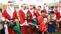 Cầu thủ Nam Định, Than Quảng Ninh đón Giáng sinh xa nhà