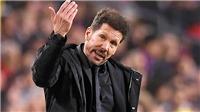 8 năm của Simeone với Atletico Madrid: Sự bất diệt của người hùng bình dị