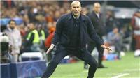 Real Madrid: Zidane không cần quà Giáng sinh