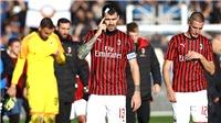 Milan khủng hoảng: Tan tành giấc mơ Mỹ. Vỡ mộng Paolo Maldini