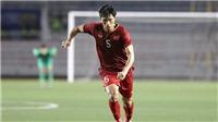 HLV Park Hang Seo lo lắng vì Văn Hậu