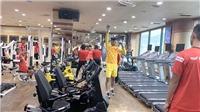 U23 Việt Nam đá giao hữu với U23 Bahrain