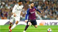 Barcelona vs Real Madrid (02h00 ngày 19/12): Quyền lực 'Kinh điển'. Trực tiếp Bóng đá TV