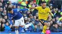 Arsenal hòa Everton: Một núi việc ở Emirates đang chờ Arteta