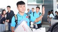 U23 Việt Nam chạy nước rút đến Thái Lan