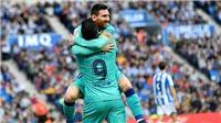 Leo Messi: Người bạn tốt nhất của Luis Suarez