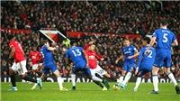 Kết quả bóng đá Anh: Hòa Everton, MU lỡ cơ hội áp sát Chelsea