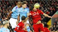 Vòng knock-out cúp châu Âu: Premier League 'ra ngõ gặp núi'
