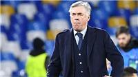 Napoli sa thải Ancelotti: Bi kịch được báo trước