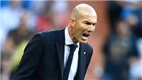 Real Madrid: Trời sinh chấn thương, Zidane sinh ý tưởng