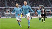 Để đuổi kịp Liverpool, Man City cần De Bruyne rực sáng
