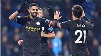 Man City thắng Burnley 4-1: Đi về phía đường chân trời