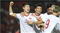 Việt Nam vs UAE (20h00 hôm nay): Khách 'cóng' ở Mỹ Đình (VTV5, VTC1 trực tiếp)