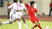 Việt Nam vs UAE: HLV Park Hang Seo và trận đấu cuộc đời (Trực tiếp VTC1, VTV5, VTC3, VTV6)