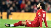 Vấn đề của Liverpool: Salah chấn thương, Liverpool sống sao đây?
