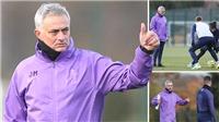 BÌNH LUẬN: Vị thần chiến tranh Mourinho đã trở lại