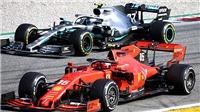 Những luật mới cho F1 từ năm 2021